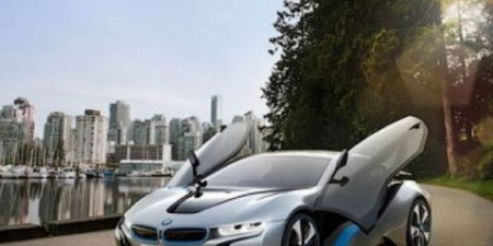 BMW представит новый спорткар