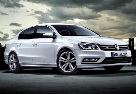 Volkswagen Passat – самый экономичный