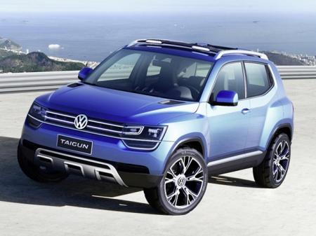Volkswagen Taigun официально утвержден и замечен