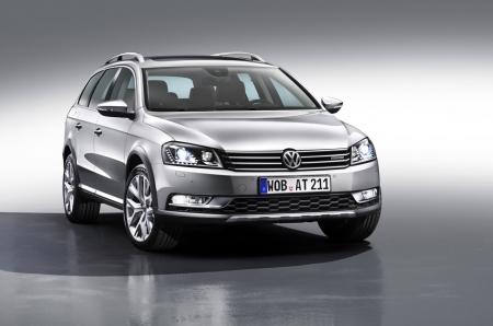 Volkswagen Jetta Alltrack
