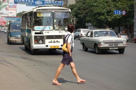 Правила выживания для пешеходов