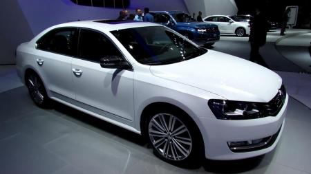 Volkswagen Passat предстанет в неожиданной форме