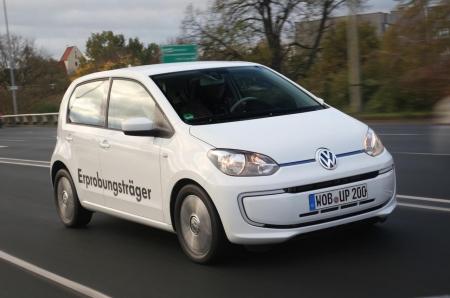 Новый гибрид Volkswagen Twin-Up