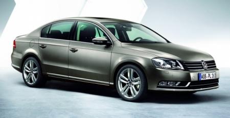Passat B7 – самый популярный Volkswagen