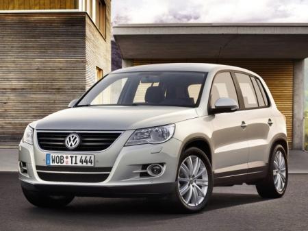Volkswagen Tiguan есть к чему стремиться