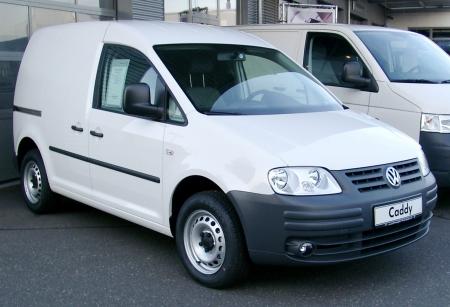 Volkswagen Caddy ожидается в 2015 году