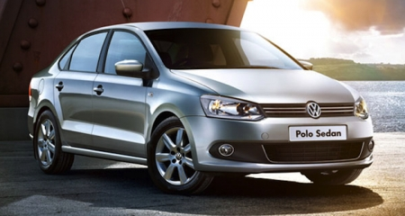 Volkswagen Polo Sedan зазвучал по-новому