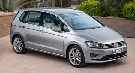 Golf Sportsvan: безопасность на высоте!