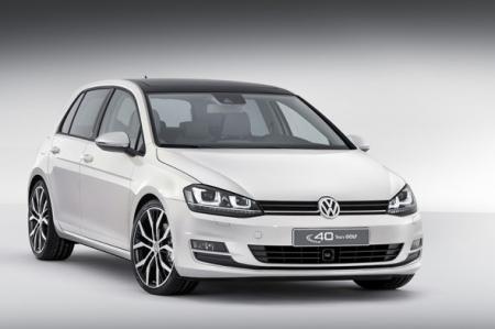 Volkswagen Golf Edition 40