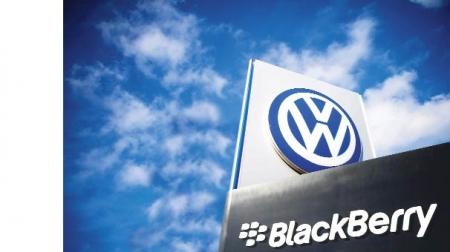 Volkswagen запасается электроникой
