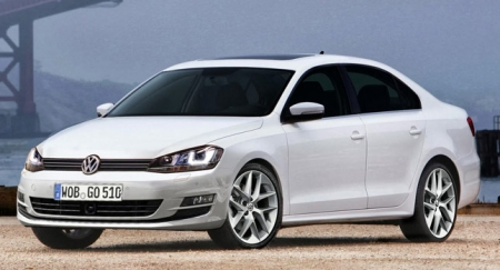 Volkswagen выпустил седан, который меньше Jetta