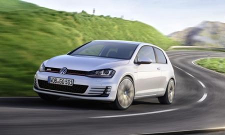 Новый Golf компании Volkswagen появится в 2017 году