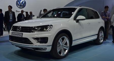Volkswagen Touareg: обещали – обновили!