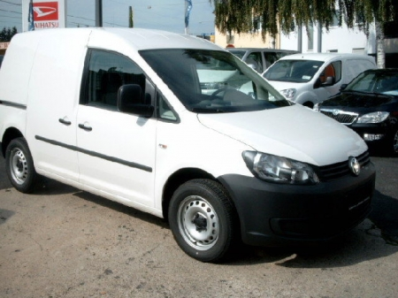 Volkswagen Caddy Kasten Cool