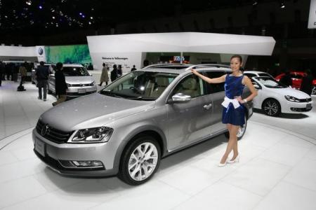 Volkswagen Alltrack: однозначно, быть!