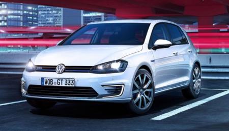 Еще одно достижение Volkswagen Golf